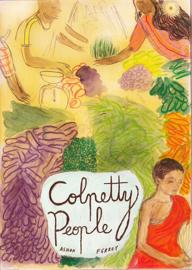 COLPETTY PEOPLE by ASHOK FERREY rough 3