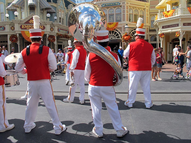 Band on Main Street