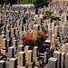 cemetery near Kiyomizu Dera temple, Kyoto