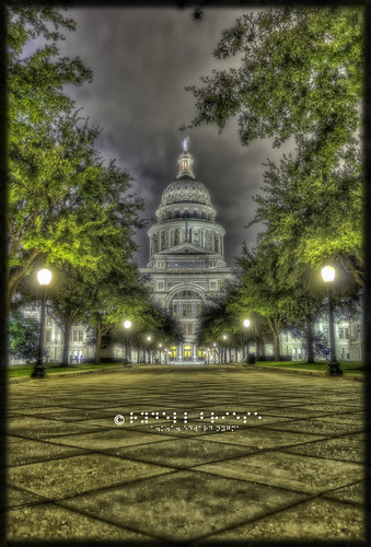 Texas State Capitol - 11th Street #2