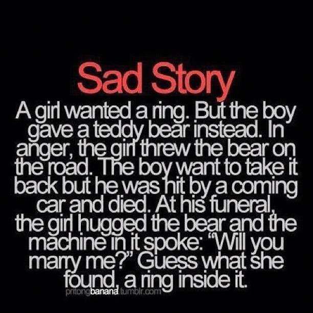 Sad Teen Stories 46