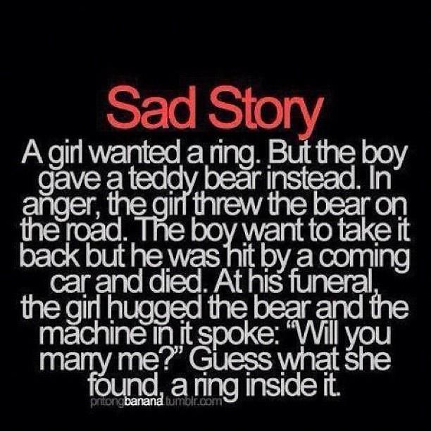 Sad Teen Story 11