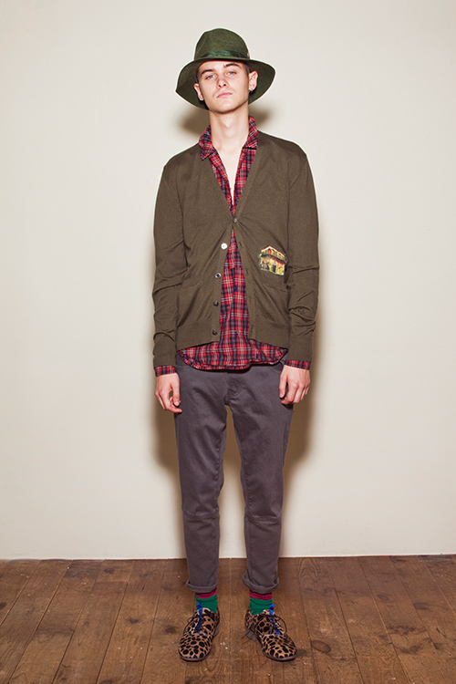 Joseph 0004_UNDERCOVERISM SS13 Lookbook(FASHION PRESS)