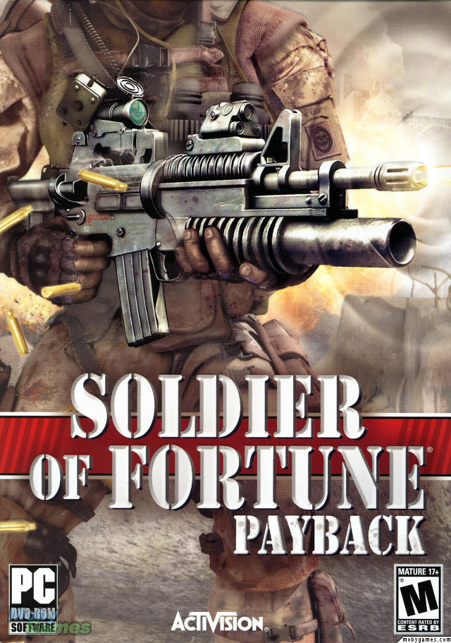 soldieroffortune