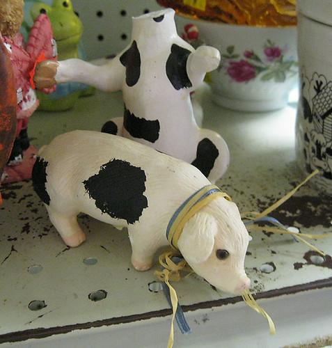 Cows? Cows.