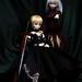 Dark Sakura x Saber Alter by Ultimaknight~