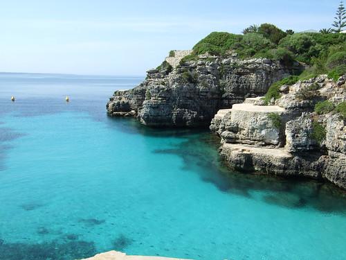 Cala en Brut / Menorca