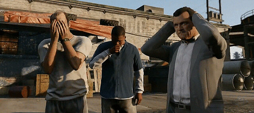 GRAND THEFT AUTO V GIFS . gifs from the grand theft auto v trailer