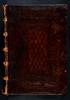 Binding of Biblia [French]. La bible historiée