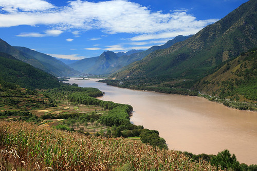 The Yangtze River in China