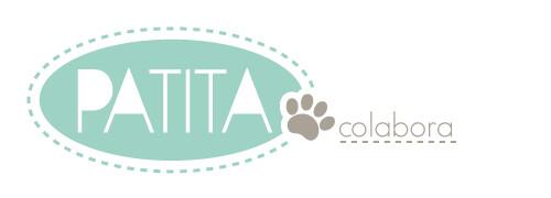 """Logo Patita Design """"Colabora"""""""