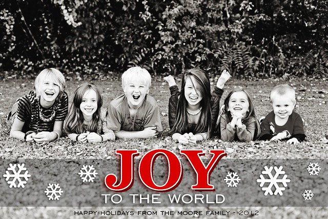 christmas card_the moore family
