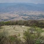 Monte Alban Mountain Vista - Oaxaca, Mexico