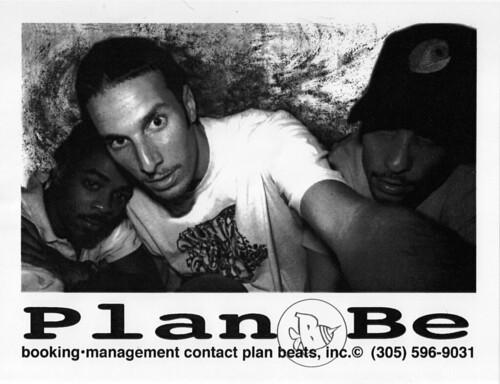 Plan BE Promo 1995