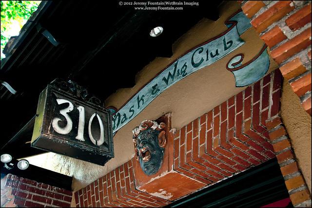 Mask & Wig Club