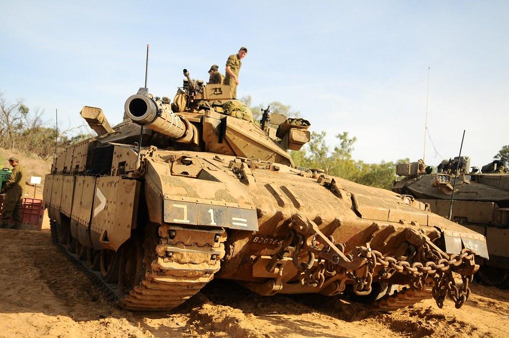 Fuerzas de Defensa de Israel ( צְבָא הַהֲגָנָה לְיִשְׂרָאֵל, Tsva Hahagana LeYisrael) - Página 3 8191028619_04b1dab6fb_b