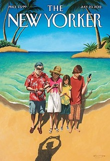 Portada New Yorker.