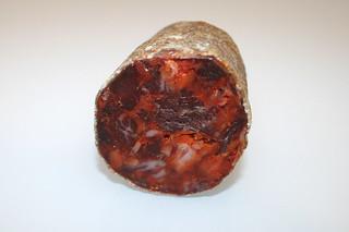 03 - Zutat Chorizo / Ingredient chorizo