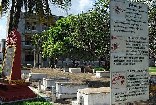 Phnom Penh: Muzeum Tuol Sleng připomíná hrůzy Rudých Khmerů