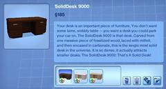 Solidesk 9000