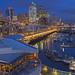 Seattle Blue: Pier 66 by KP Tripathi (kps-photo.com)