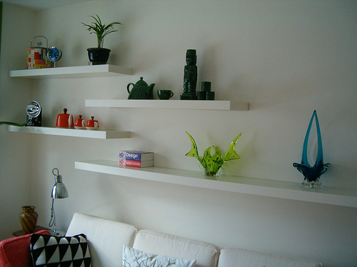 shelves for living room decorations repisas flotantes repisas para pared blogicasa 22421