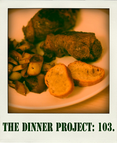 the dinner project: kw 46