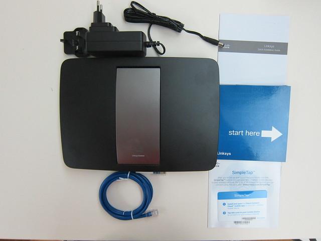 EA6500 - Box Contents