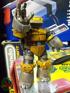 Nickelodeon  TEENAGE MUTANT NINJA TURTLES :: METALHEAD { tOkKUSTOM JUNKYARD Rust WASH } iv (( 2012 ))