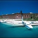 "325/366 THE WORLD--Fort Jefferson, Dry Tortugas  ""Another way to get here"" by TravelsWithDan"
