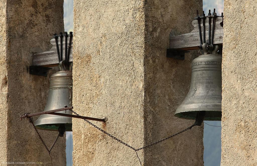 Les cloches sont du XXIème siècle.