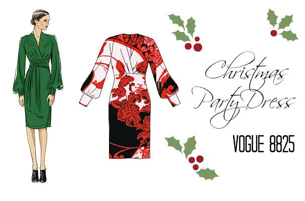 holiday dress storyboard