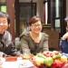 M. Tang, sa femme et James à Long Jing