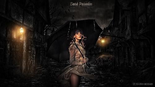 Lana Del Rey - Dark Paradise Background