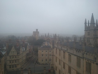 View of Oxford