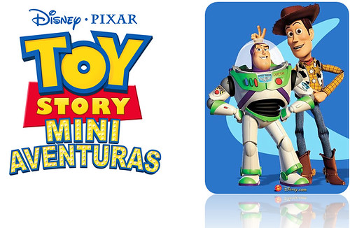 Disney Pixar Toy Story Mini Aventuras Llena De Color El Otono De Ps3
