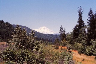 California   -   Mt. Shasta   -   May 1976