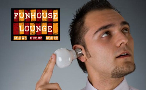 Funhouse Lounge FOX 12 Daily Deals