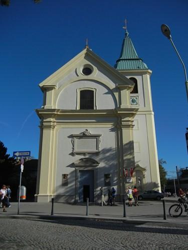 DSCN1479 _ St. Josefskirche, Kahlenberg,  Wien, 6 October
