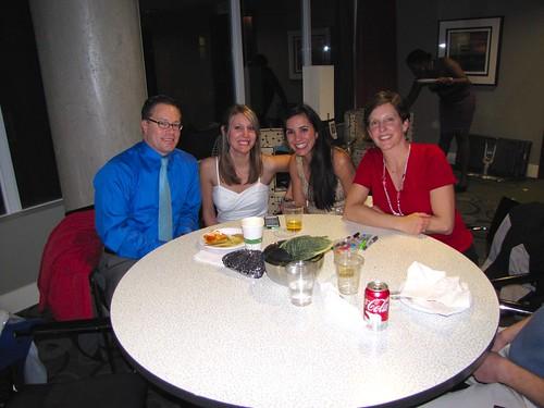 Josh with womens