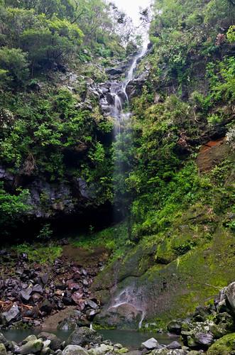 黒坂の滝 2012.6.21-2