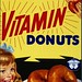 """Ad for """"Vitamin Donut"""" (FDA 168) by The U.S. Food and Drug Administration"""