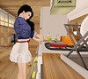 cute kitchen snappie