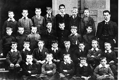 Stockbridge Primary School date unknown