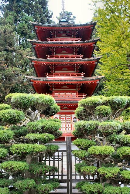 Japanese Tea Gardens San Francisco Flickr Photo Sharing