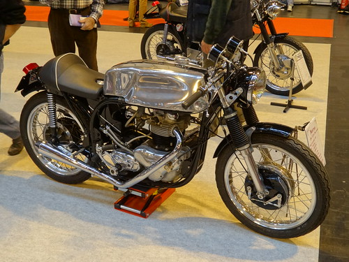 norton 1954 500cc twin dominator by h080