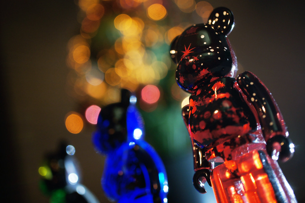 be@rbrick Christmas 2012