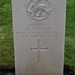 G. Cosford, Royal Warwickshire Regiment, 1915, War Grave, Oosttaverne Wood