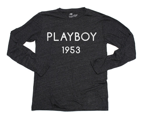 Playboy Sportiqe 1953 Long-Sleeve T-Shirt