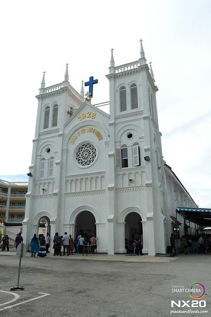 Church of Our Lady Lourdes Klang